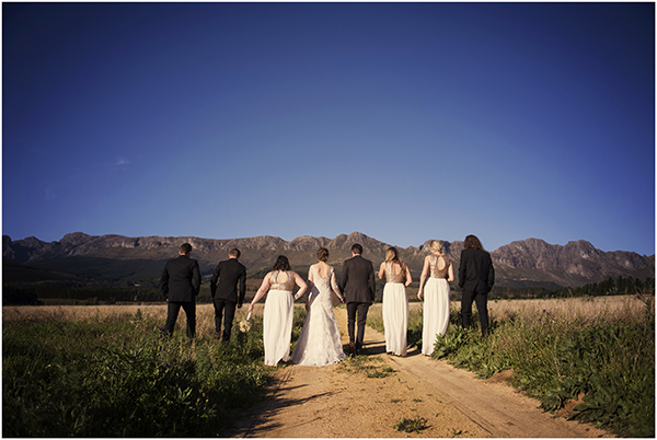 Real Wedding | Elaine &Theuns