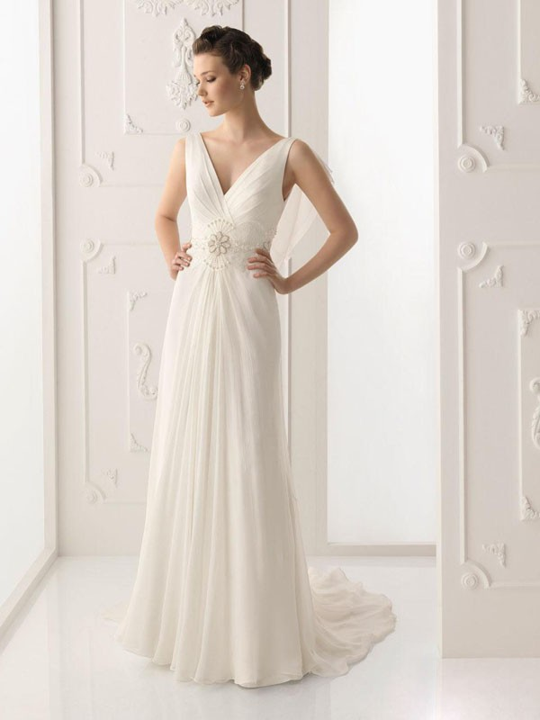 Sheath Wedding Dress Definition Images