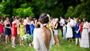 How to make a destination wedding easy on your guests