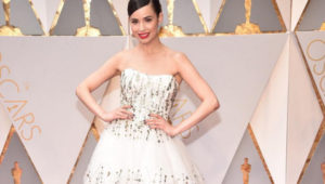Wedding-worthy fashion at the Oscars 2017