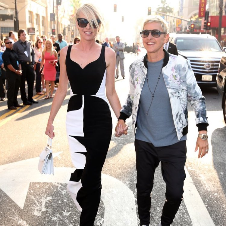Portia De Rossi Wedding Gown: Our Favourite Power Couples To Inspire You This