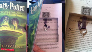 """Harry Potter"" Book Proposals"
