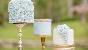 Top 5 wedding cake trends popping up this season