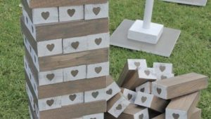 Outdoor wedding games to celebrate your summer nuptials