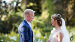 Real wedding: The simple life with Kristin & Nicky
