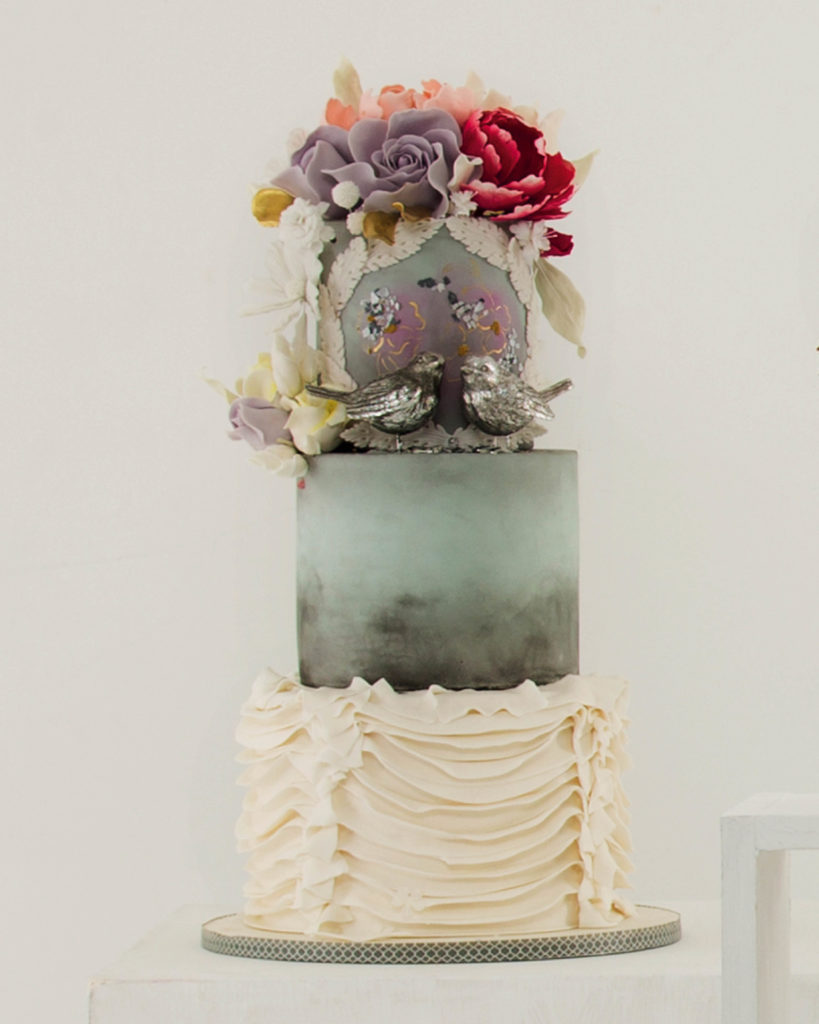 Let them eat cake! 6 wedding cake trends we're still obsessed with