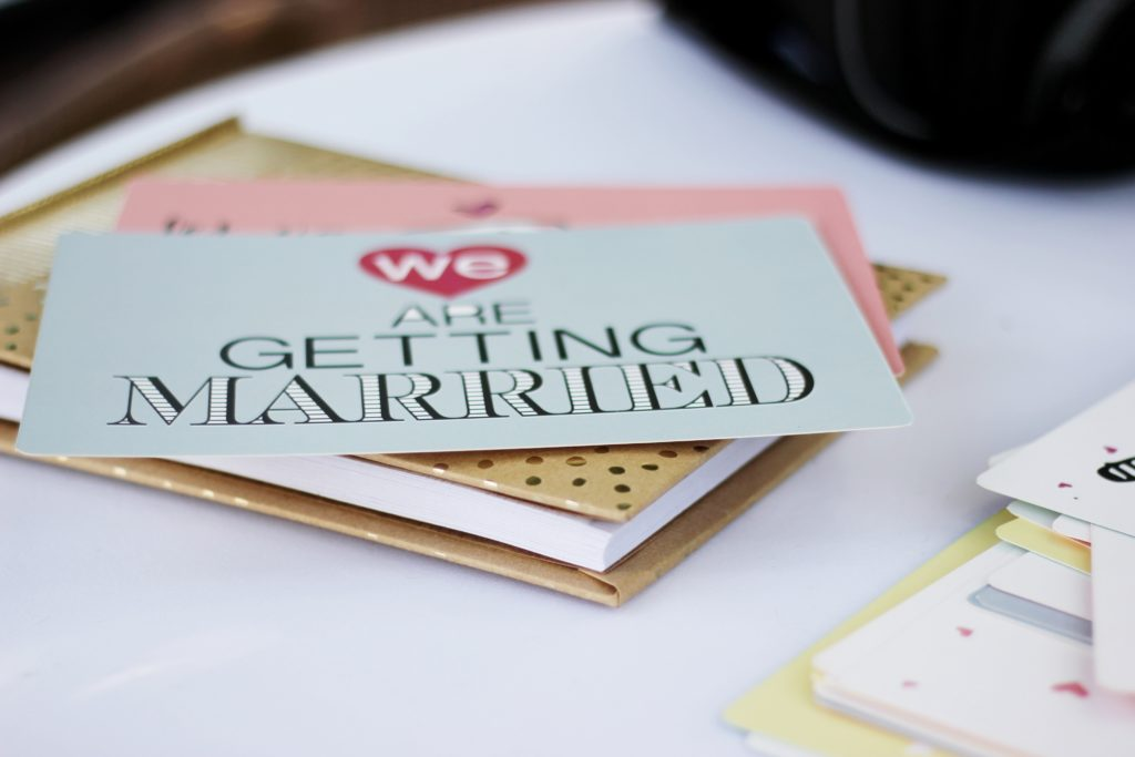 How to decide who gets an invite to your wedding