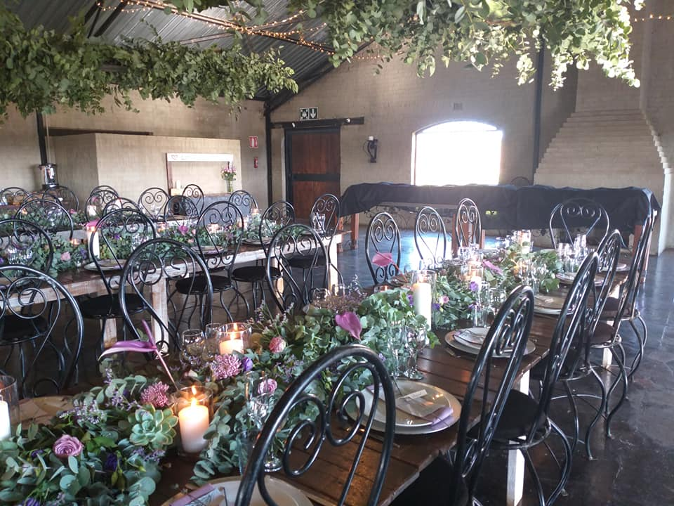 Vintage Yard Wedding Venue