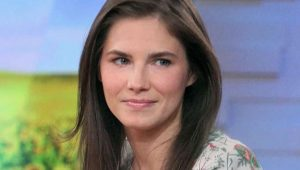 Amanda Knox's out of this world wedding