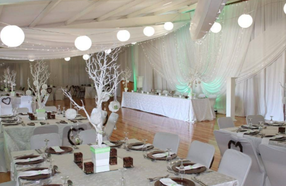 Lea Draping & Decor