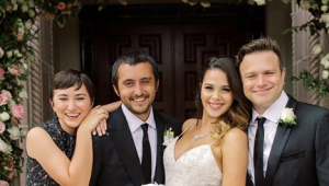 Robin Williams' son honours him on wedding day