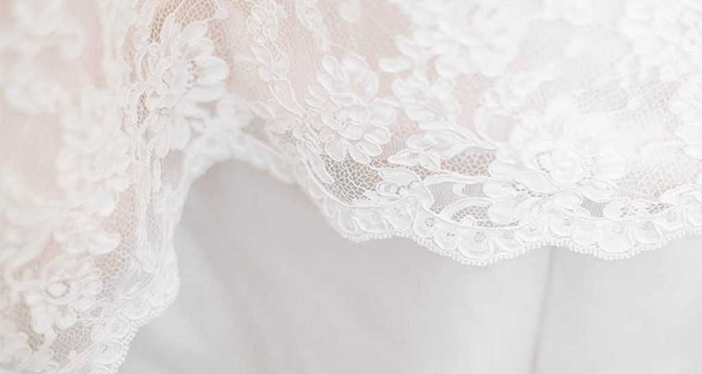 Dresses we love: Lace