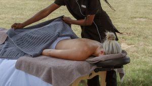 WIN: A spa treatment and picnic for two at Sibani Lodge (closed)