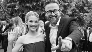Amanda Hearst's lavish nuptials and five wedding outfits