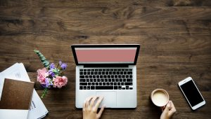 Tips for creating a wedding website