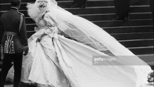 Princess diaries: Diana's wedding day mishaps