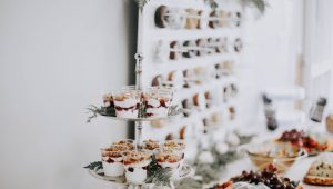 Delicious midnight snack ideas for your wedding