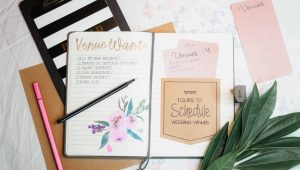 Pros and cons of a wedding planner