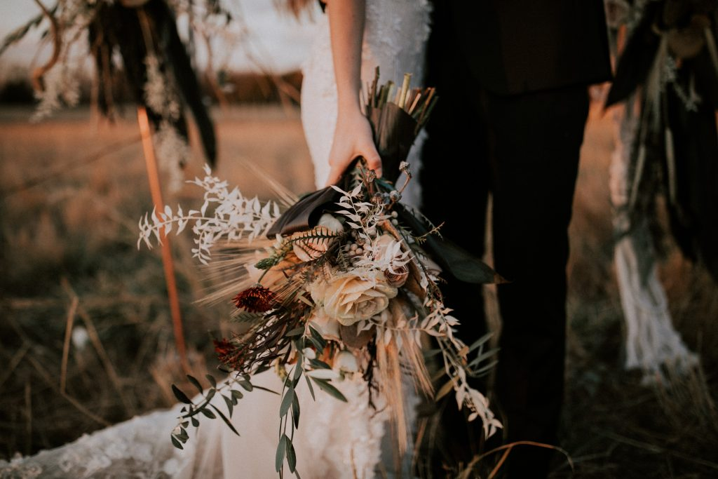 7 Different types of wedding bouquets