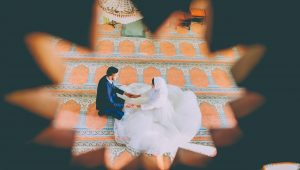 Getting to know the cultures: Traditional Muslim wedding