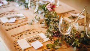 Rustic Wedding Decor Trends