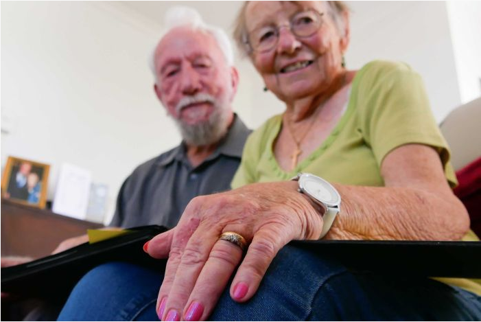 The 60-year engagement