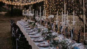 5 easy ways to make your wedding stand out