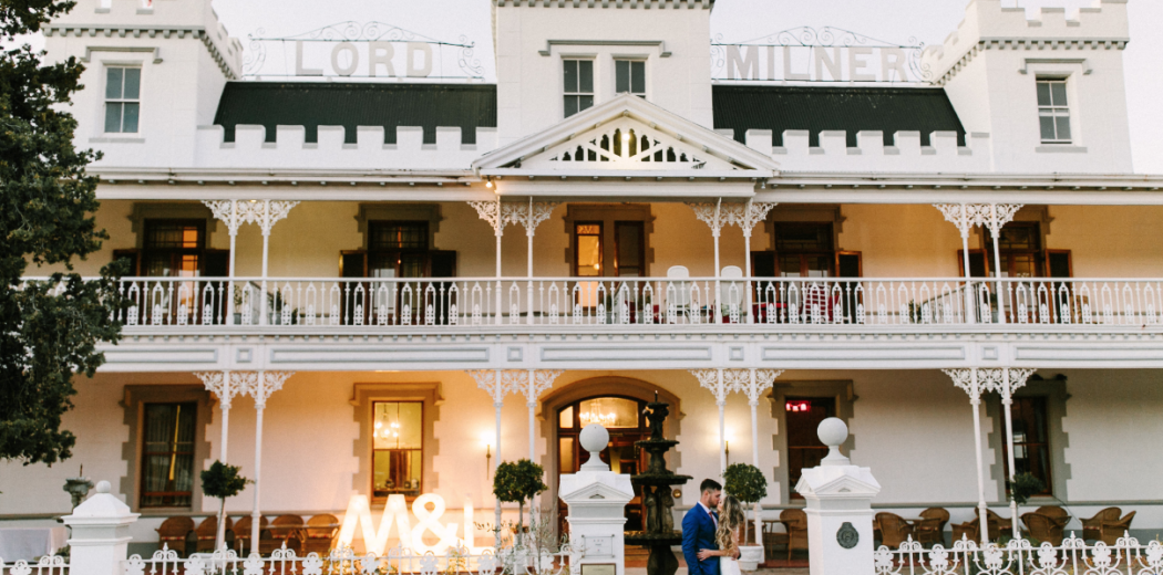 5 Amazing SA wedding venues