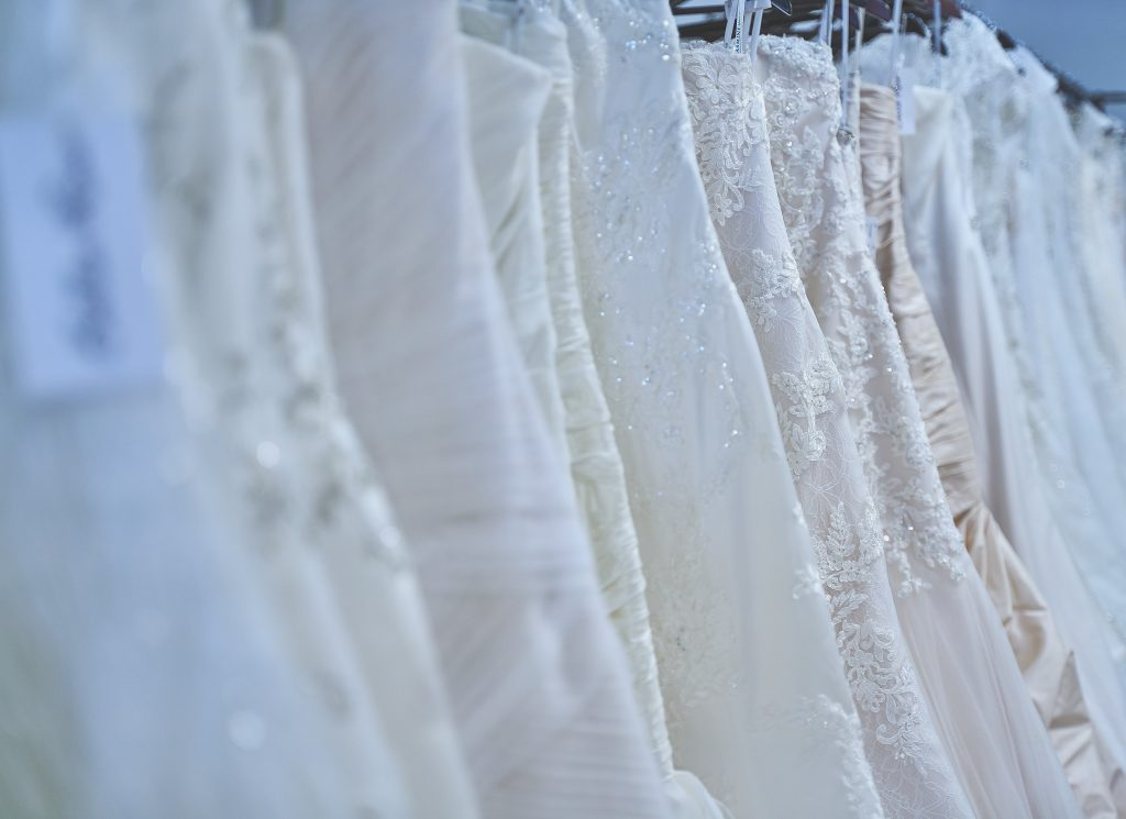 The top wedding dress silhouettes