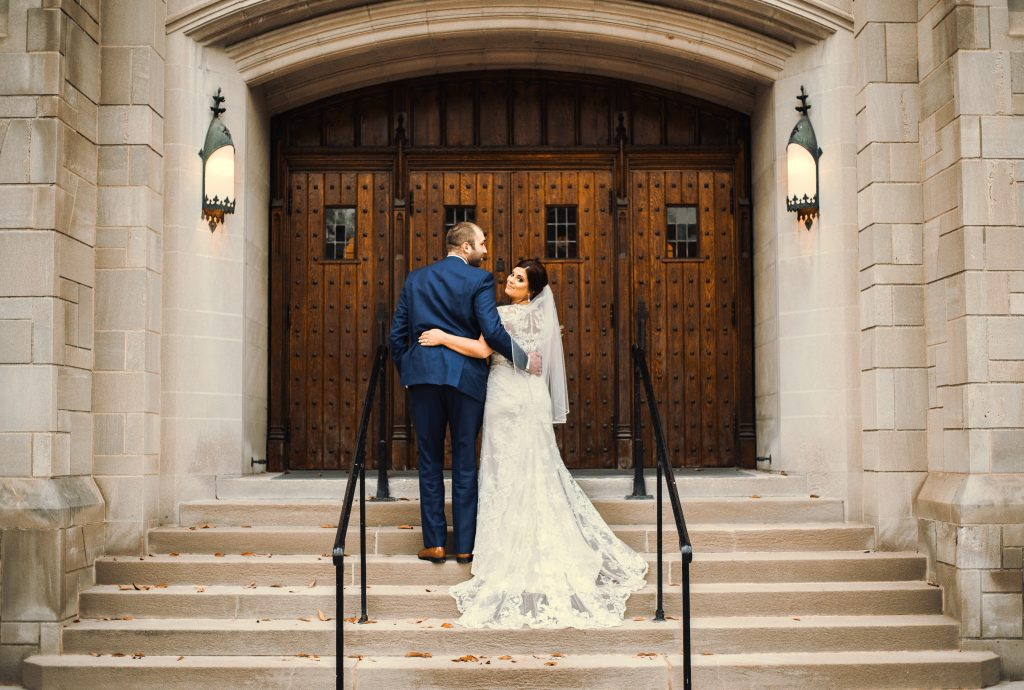 The pros and cons of having a church wedding