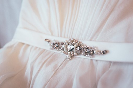 Trending wedding bags and belts