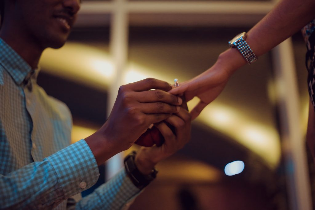 Most popular dates to get engaged