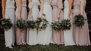 Rocking bridesmaid dresses for 2020