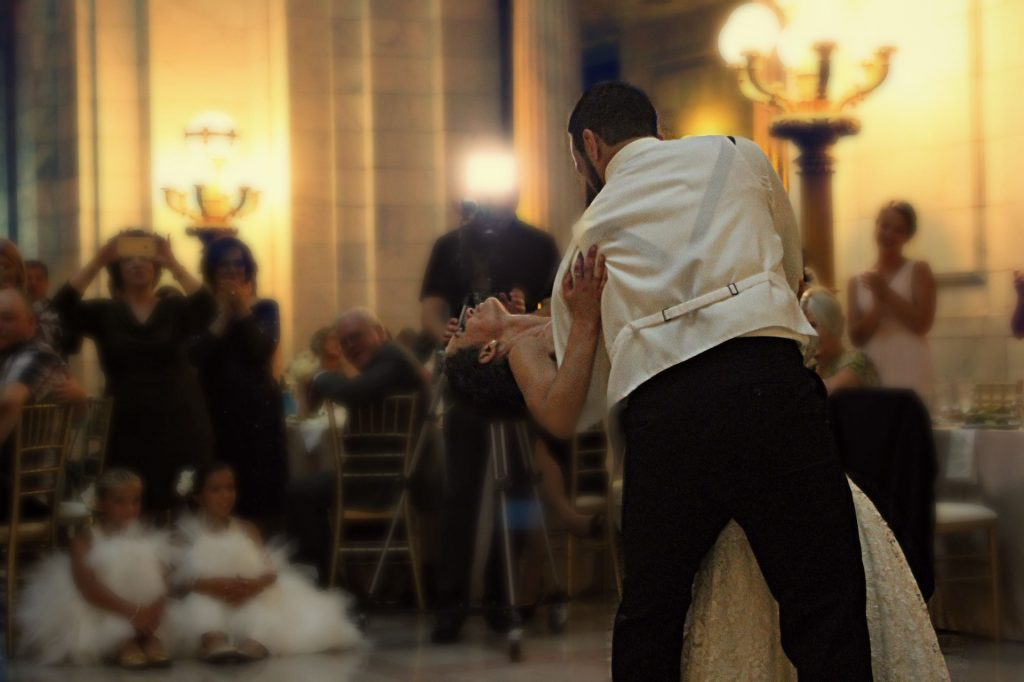 50 romantic wedding first-dance songs