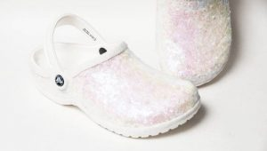 Bridal crocs are here