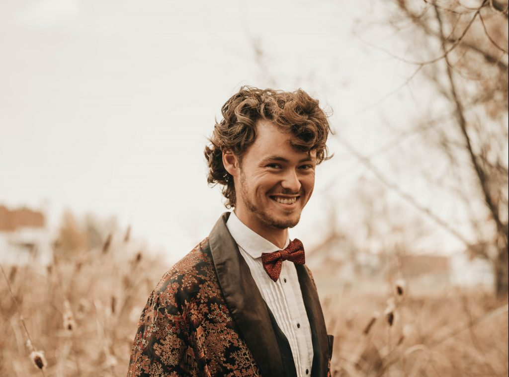 Statement suits for the stylish groom