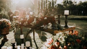 Boho Wedding Decor Trends