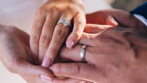 Why we wear wedding rings
