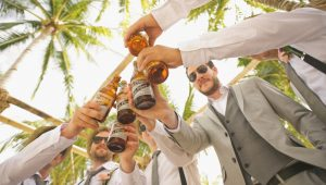 Groomsmen pranks for an extra memorable day