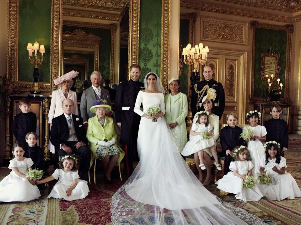 Most iconic celebrity weddings of the decade