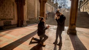 Exceeding expectations: Amazing public marriage proposals