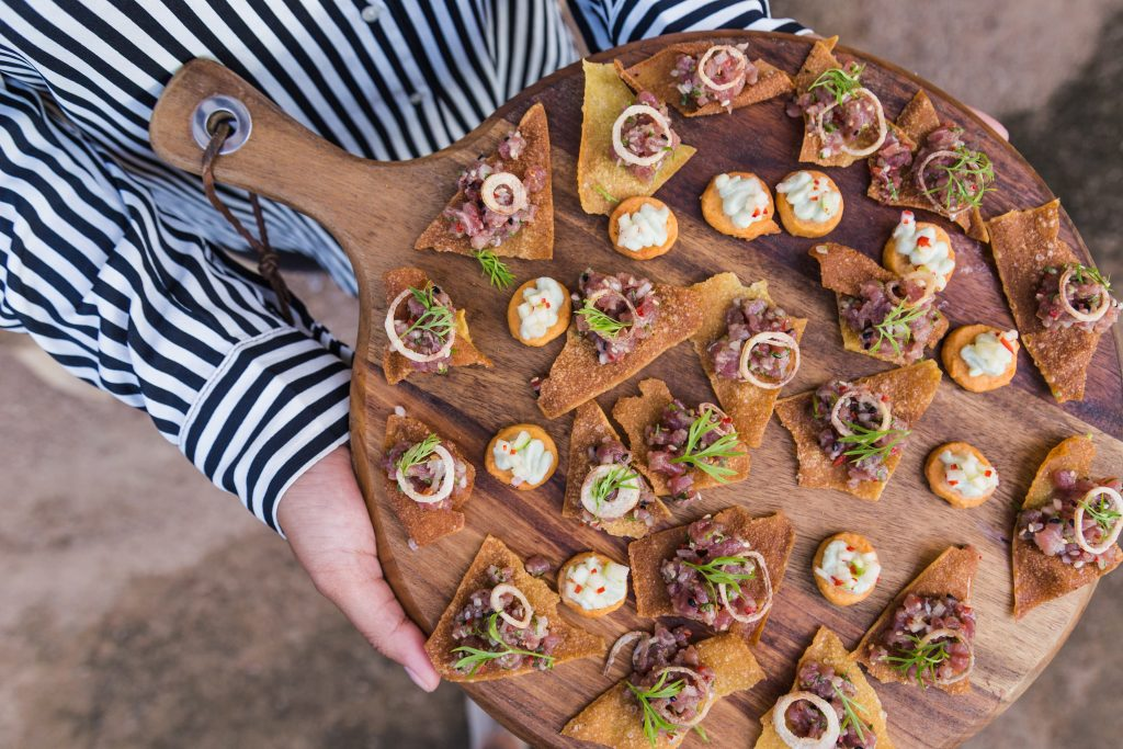Hors d'oeuvre ideas your guests will love