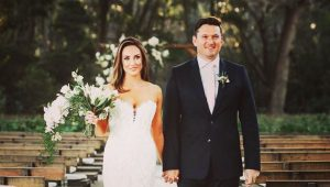 Graeme Smith ties the knot during rugby final
