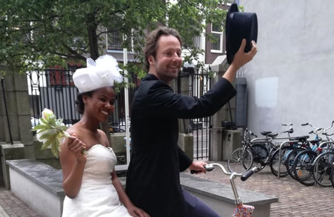 Marry a local for a day in Amsterdam