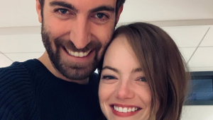 Emma Stone engaged to SNL writer Dave McCrary