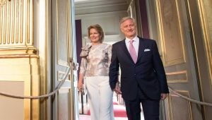 King and Queen of Belgium celebrate 20th anniversary