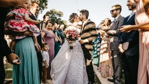 How to handle the heat at summer weddings