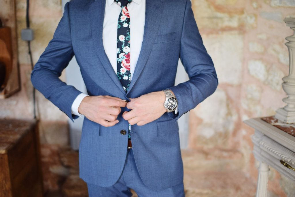 Groom style: Stand out from your groomsmen