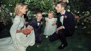 Inside Hilary Duff and Matthew Koma's front yard wedding