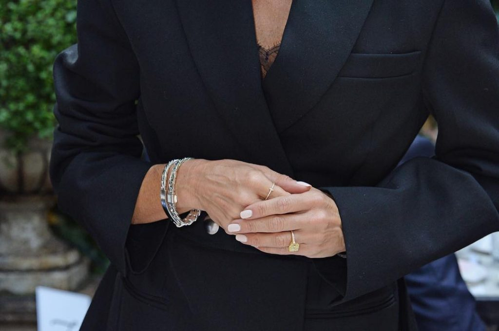 A look at Victoria Beckham's 14 wedding rings